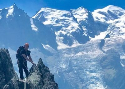 Chamonix alpine rock (2)