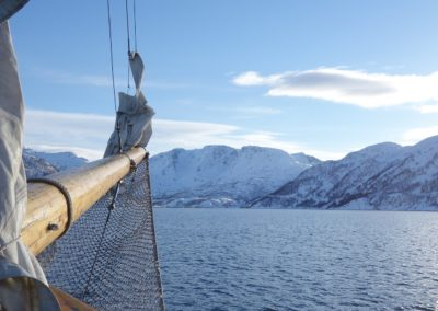Ski Sail Trips Norway